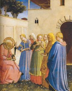 Florenz san marco kirche und kloster zugleich for Raumgestaltung lorenz