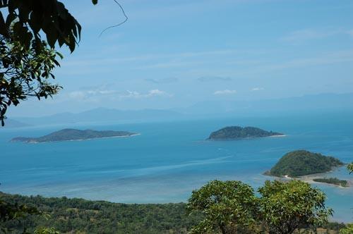 Dunk Island Holidays: Mt. Kootaloo Dominiert Die Insel