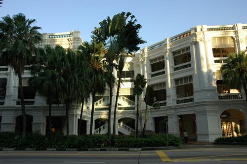 Singapur raffles hotel nobel und exklusiv for Hotel exklusiv